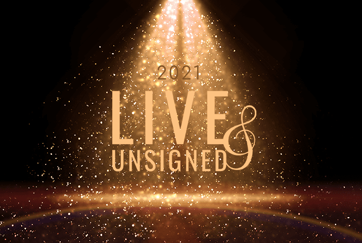 Live & Unsigned